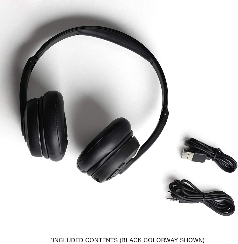 Skullcandy Cassette Retro Surf Purple Bluetooth Headphones - 4