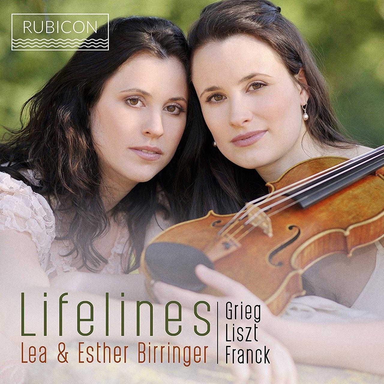 Lea & Esther Birringer: Lifelines - 1