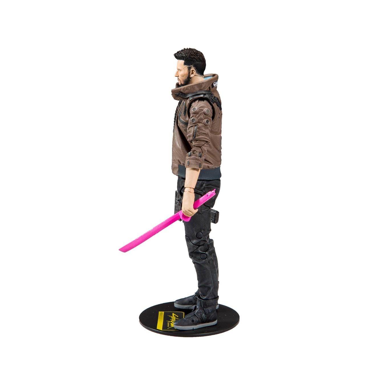 Cyberpunk 2077: V Male Figurine - 3