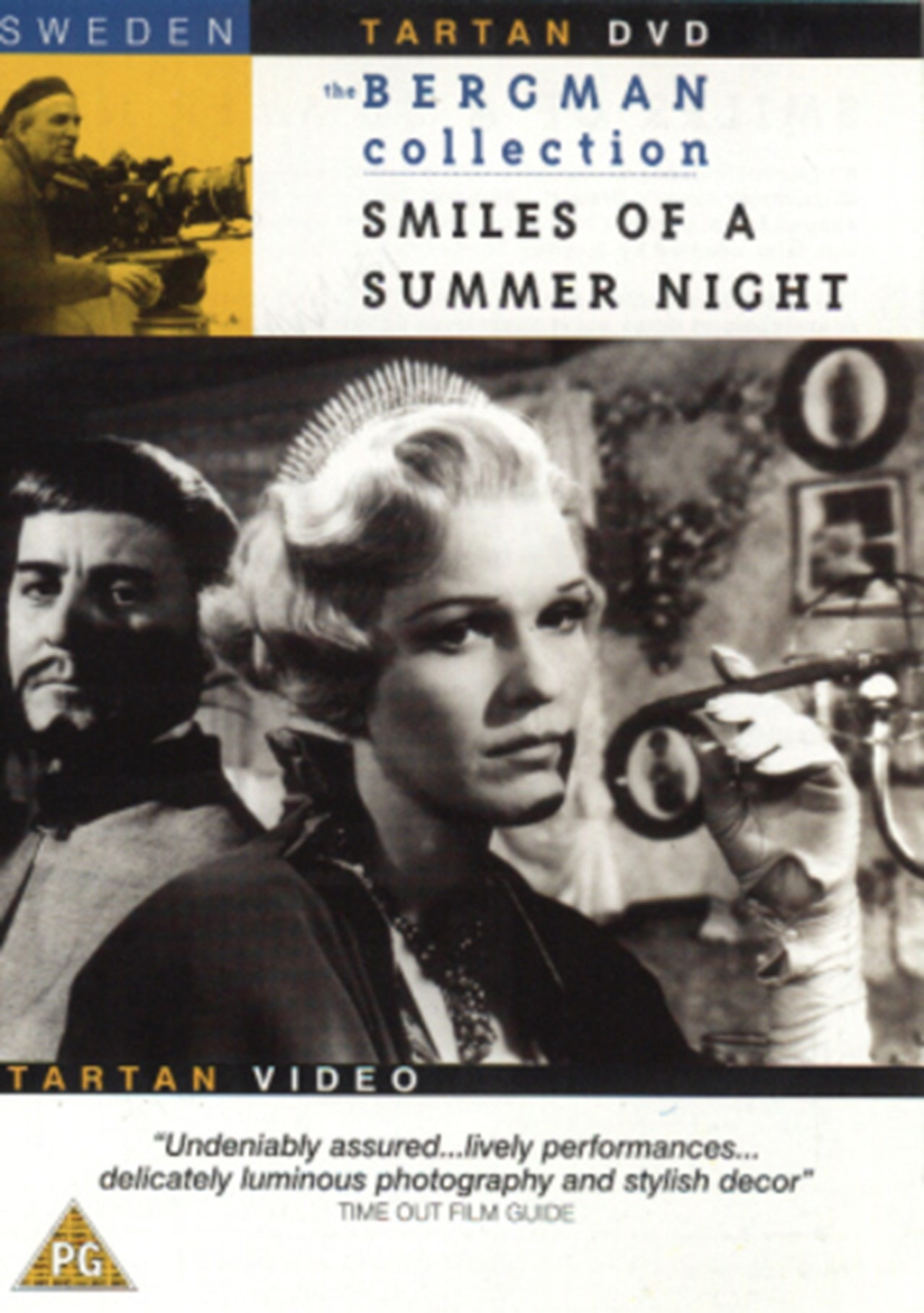 Smiles of a Summer Night - 1