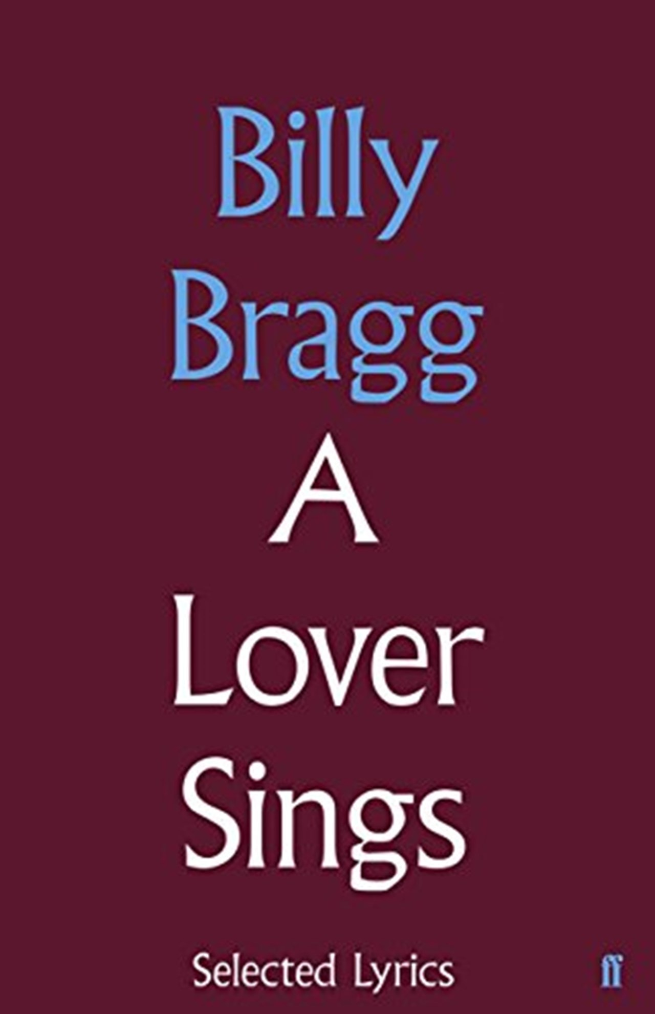 A Lover Sings - 1