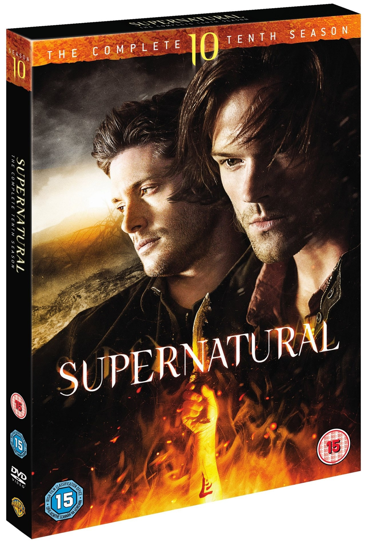 Supernatural: The Complete Tenth Season - 2