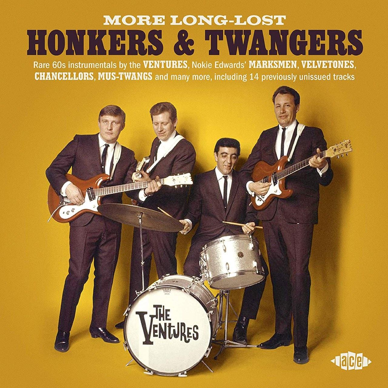More Long-lost Honkers & Twangers - 1