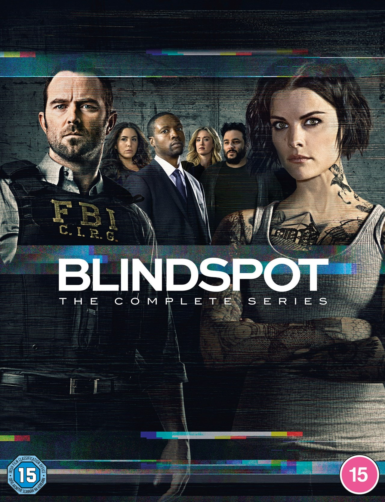 Blindspot: The Complete Series - 1