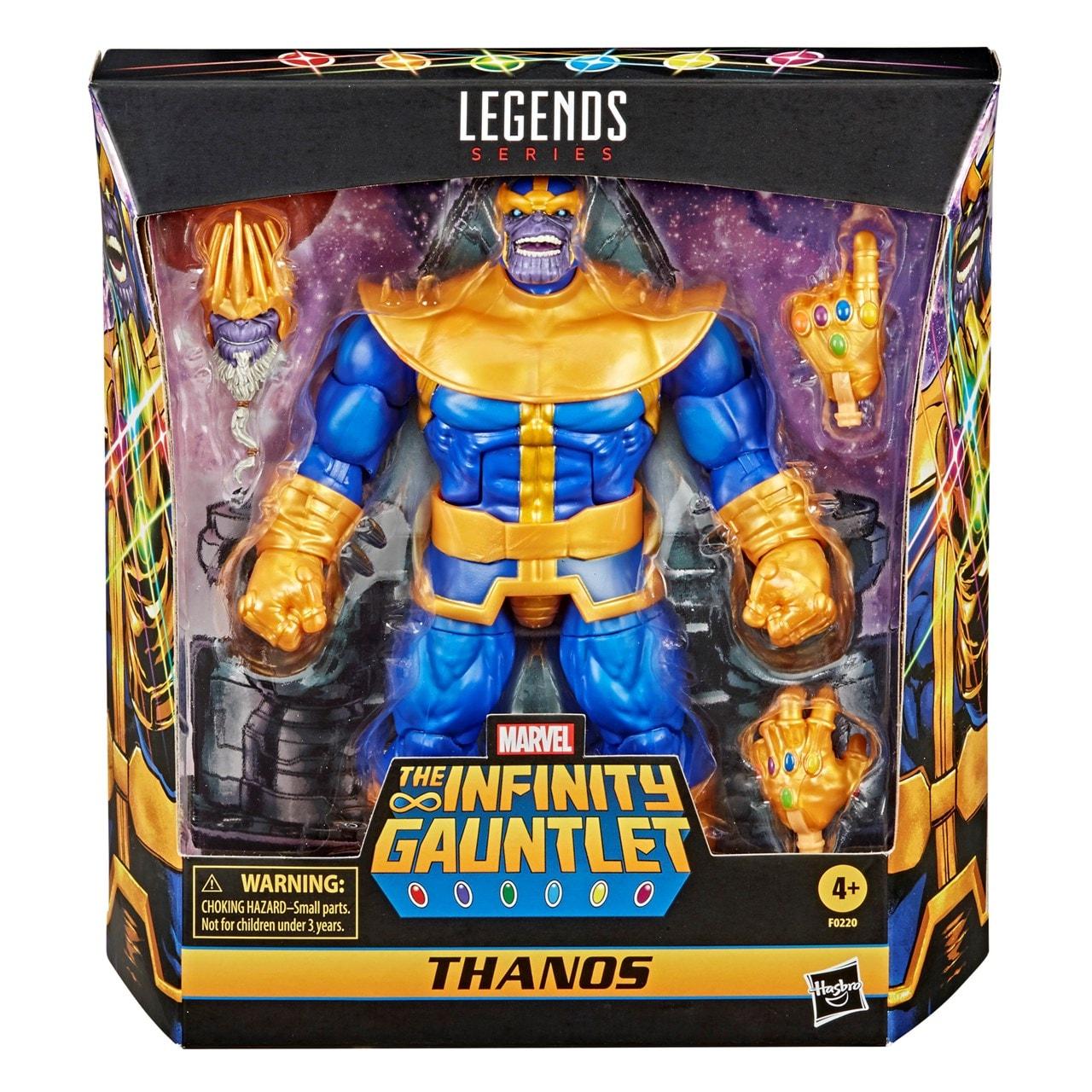 Thanos: Infinity Gauntlet: Legends Series Marvel Action Figure - 2