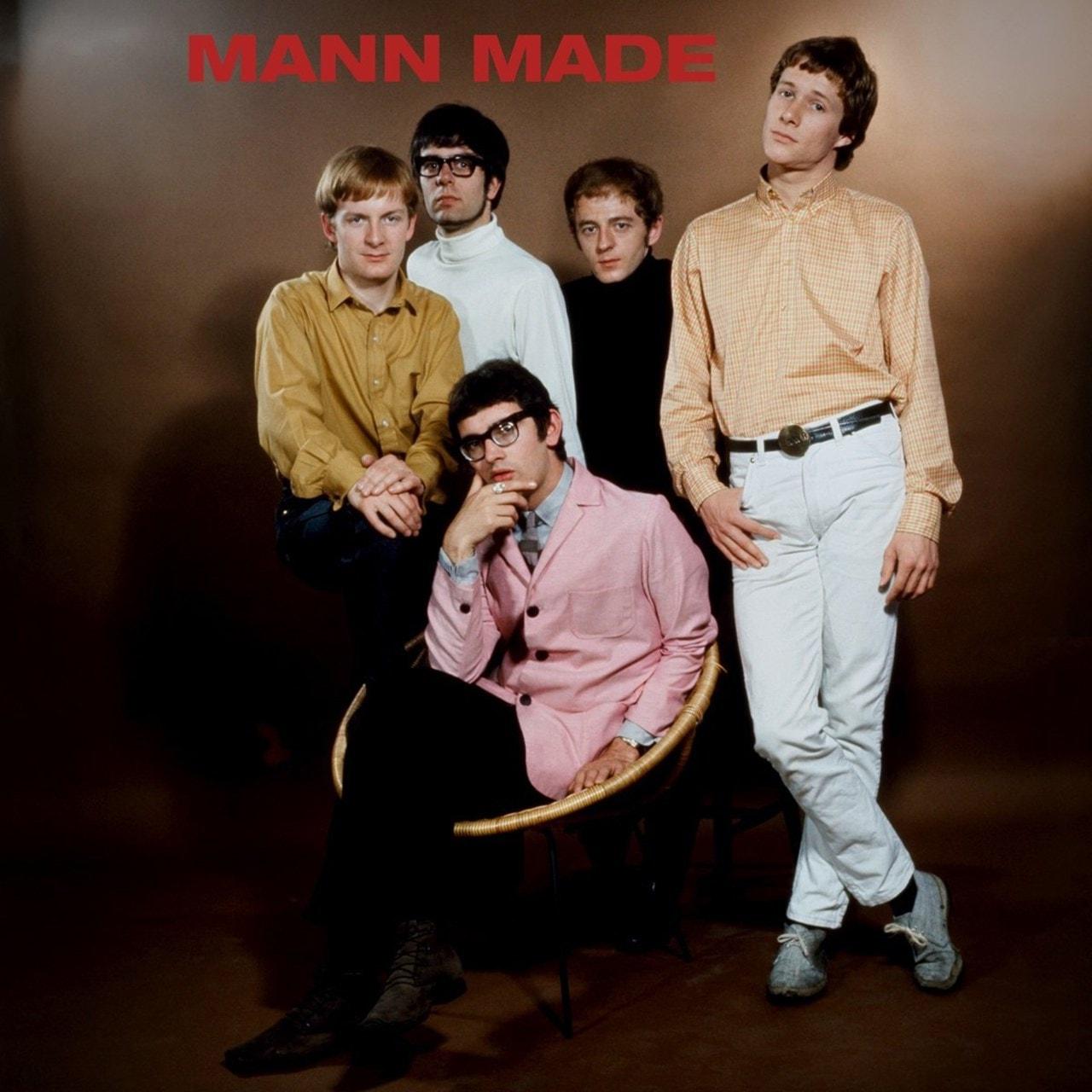 Mann Made - 1