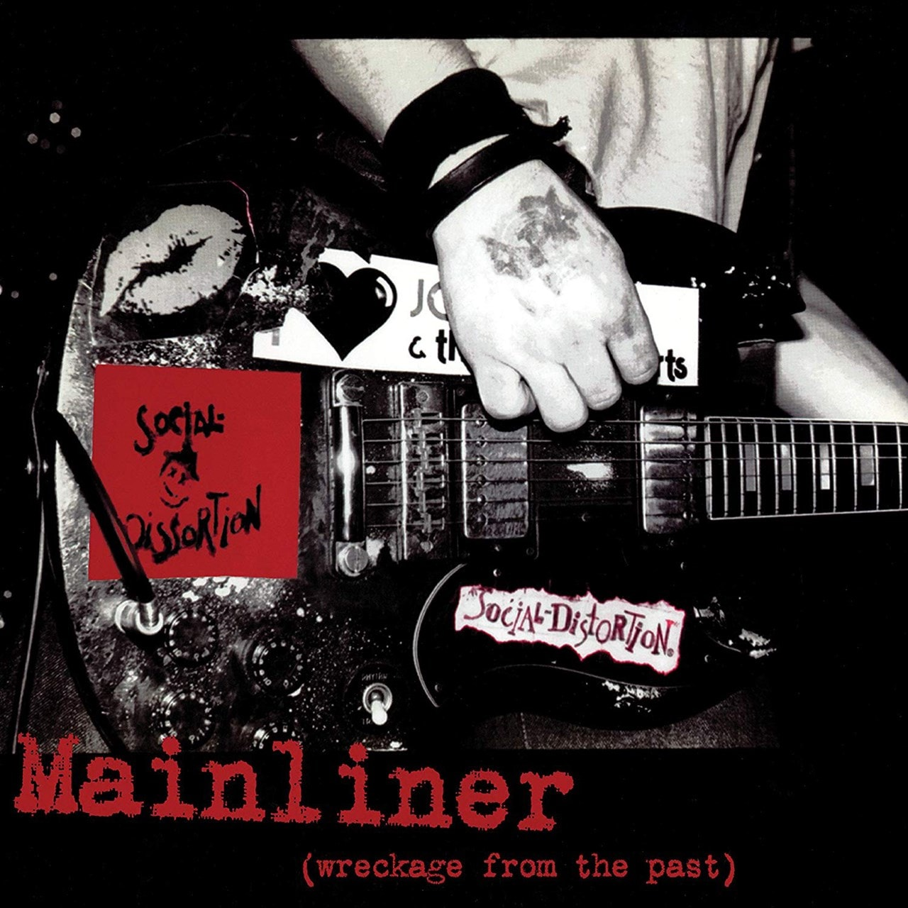 Mainliner: Wreckage from the Past - 1