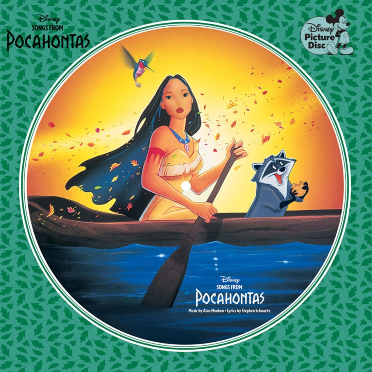Songs from Pocahontas - 1