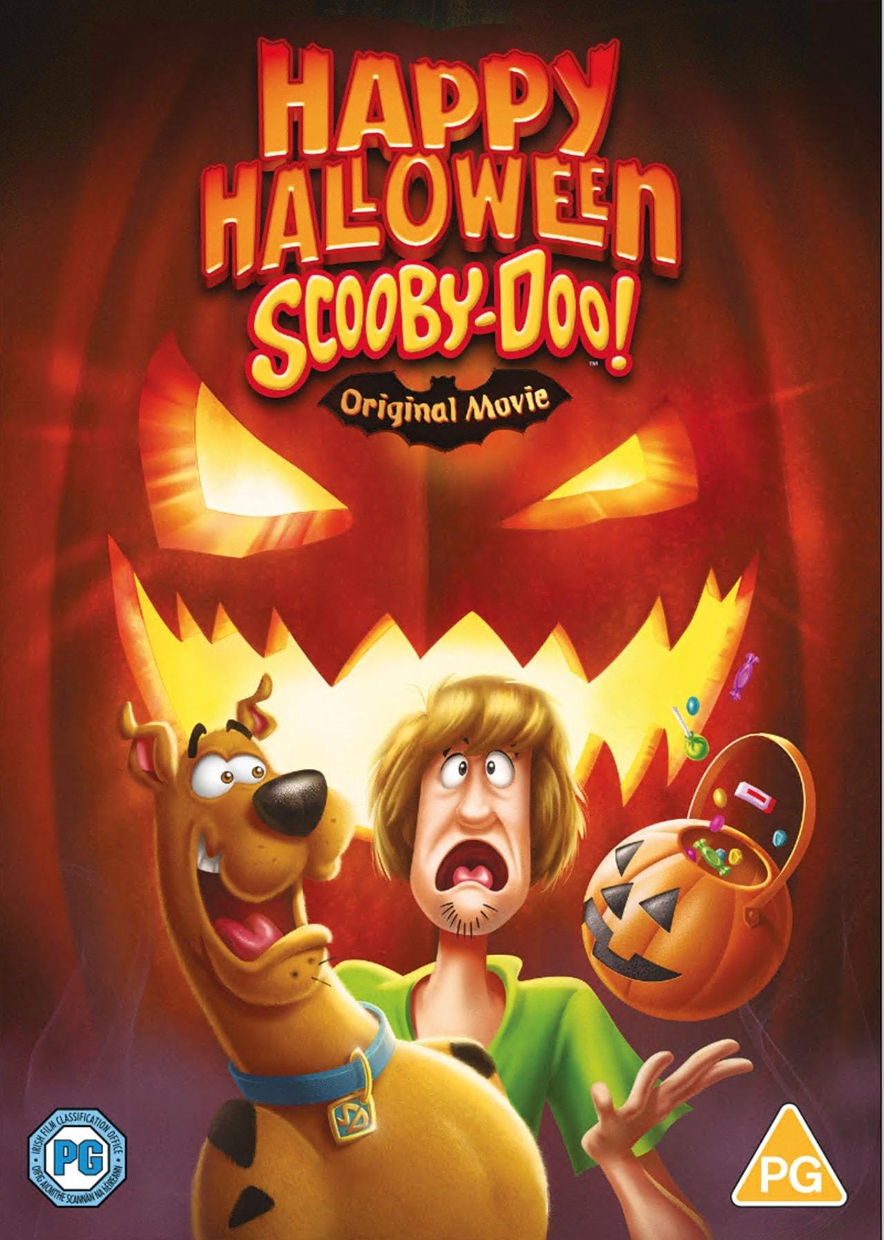 Scooby-Doo: Happy Halloween, Scooby-Doo! - 1