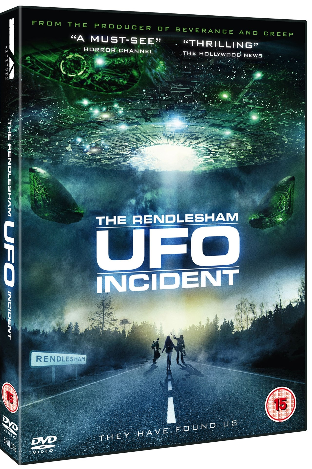 The Rendlesham UFO Incident - 2