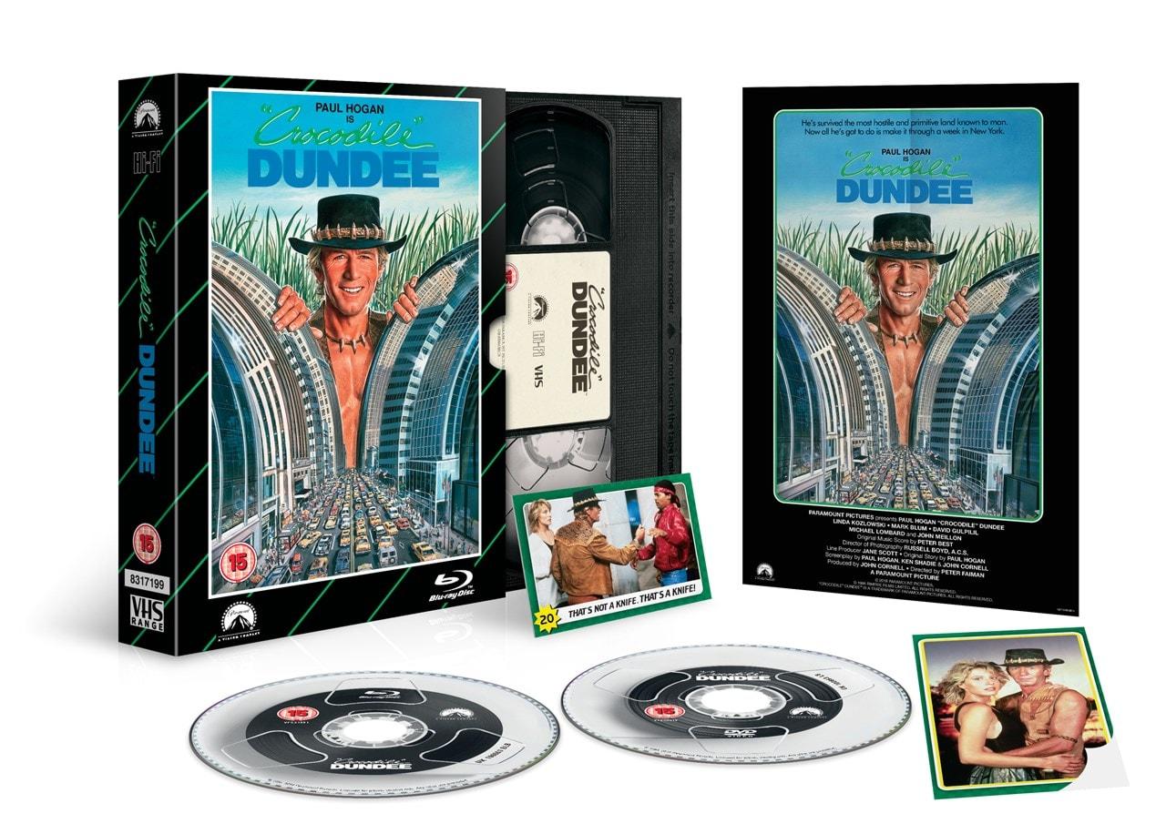 Crocodile Dundee - VHS Range (hmv Exclusive) - 3