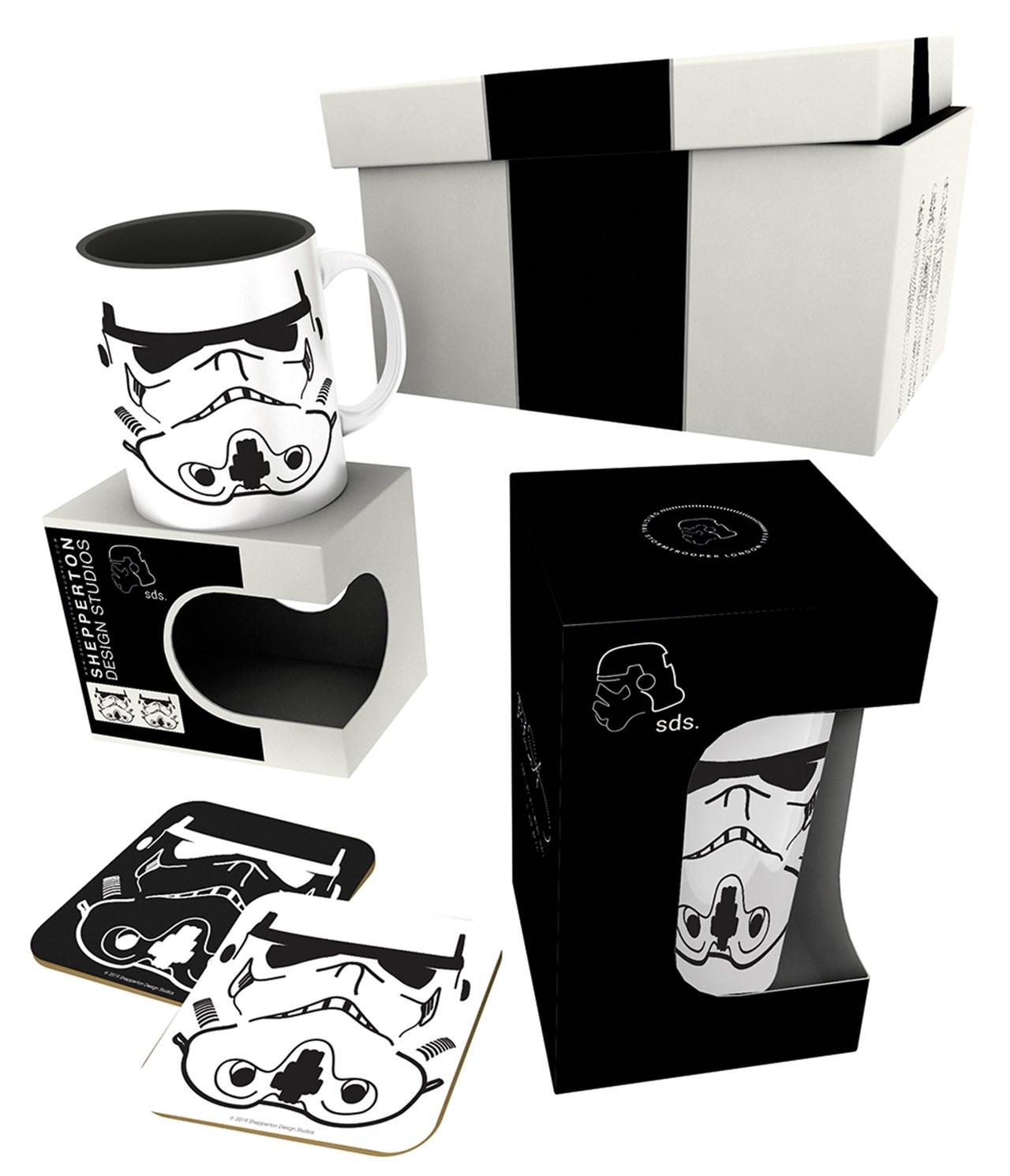 Star Wars: Original Stormtrooper Mug Gift Box - 1
