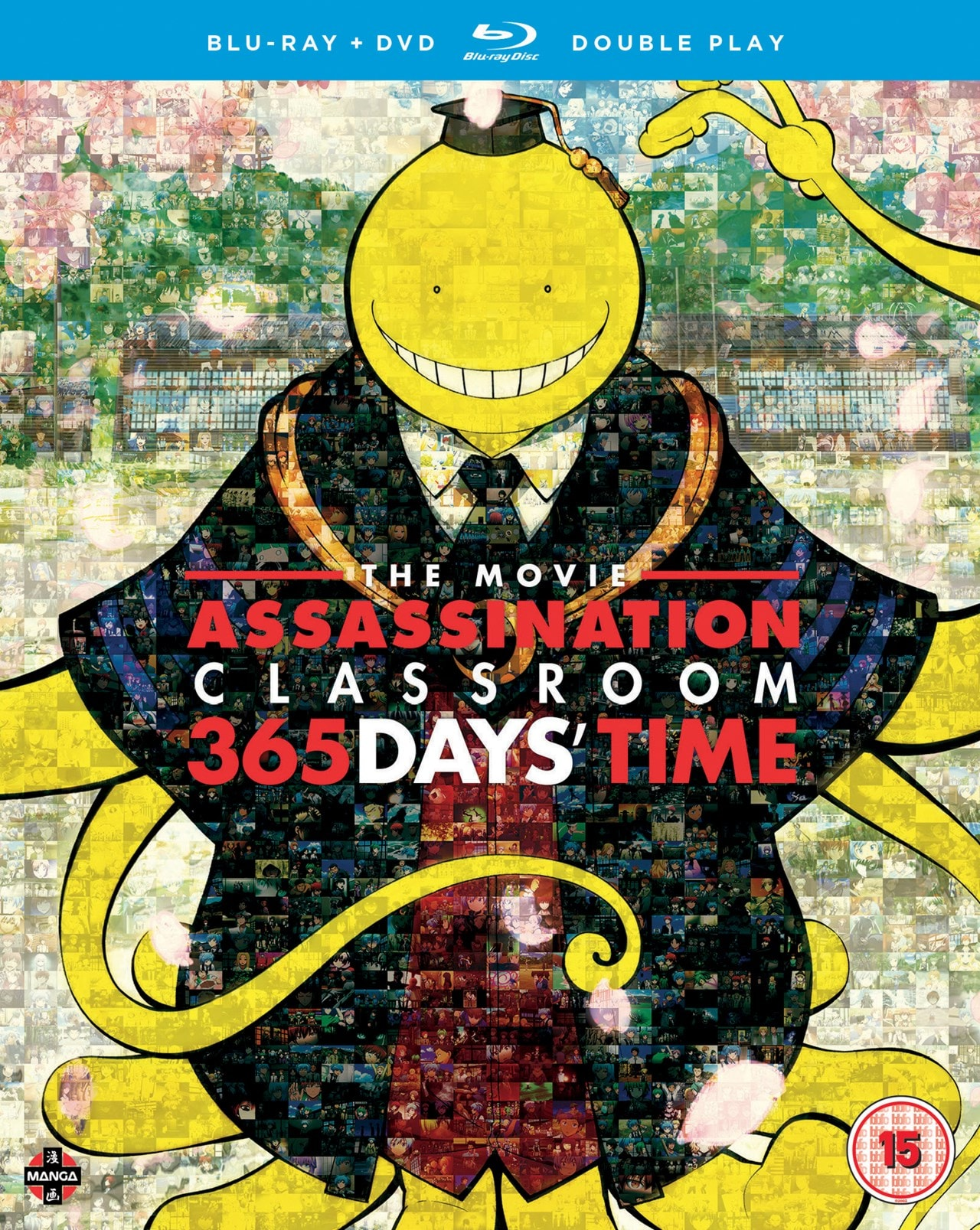 Assassination Classroom: The Movie - 365 Days' Time - 1