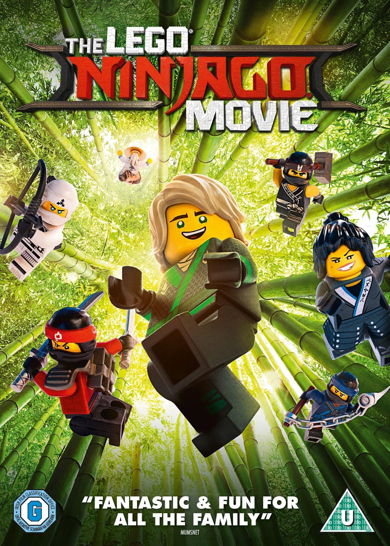 The LEGO Ninjago Movie - 1