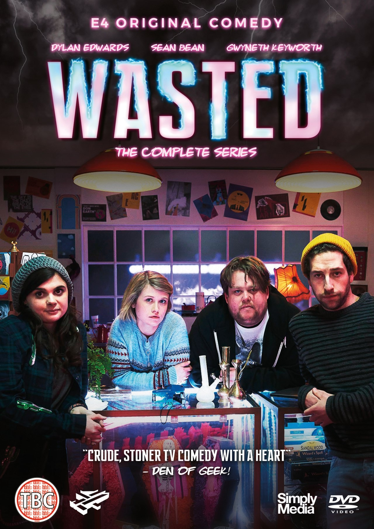 Wasted: The Complete Series - 1
