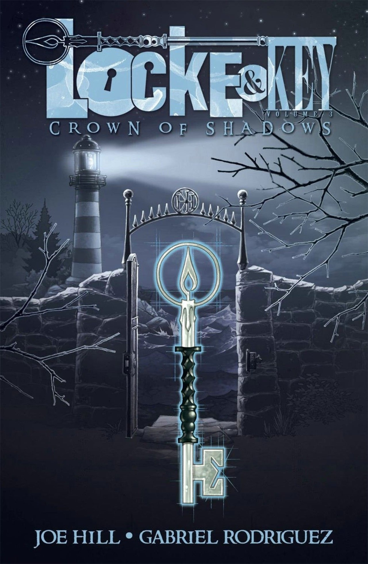Locke & Key Vol 3: Crown Of Shadows - 1