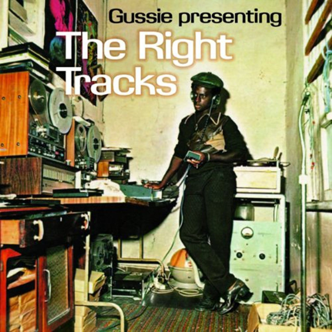 Gussie Presenting the Right Tracks - 1