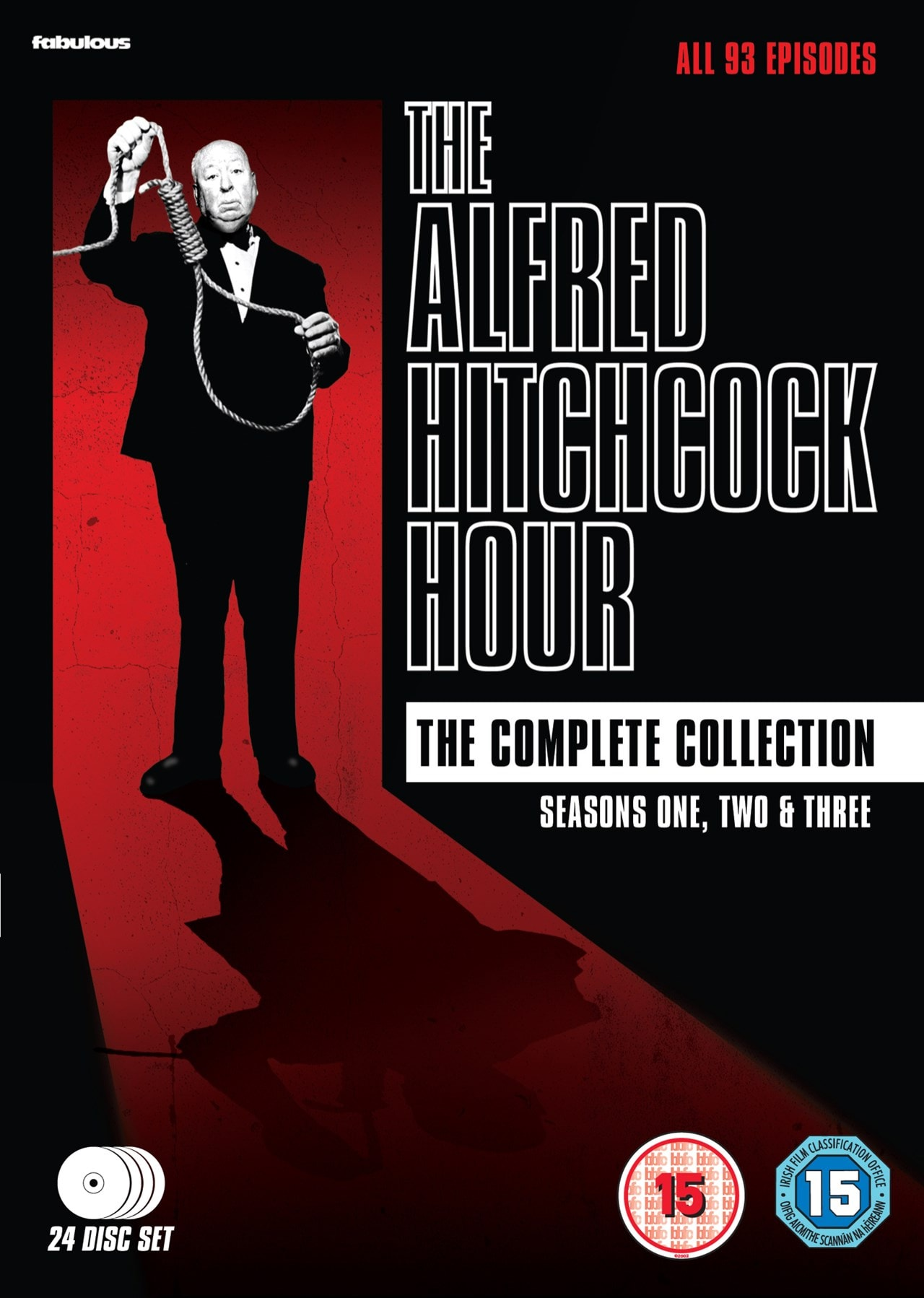 The Alfred Hitchcock Hour: The Complete Collection - 1