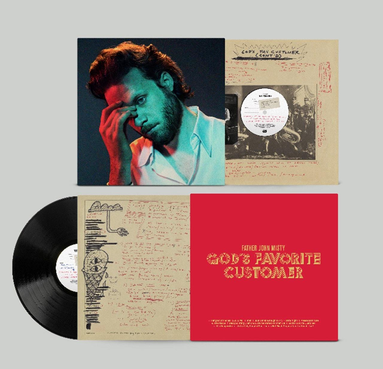 God's Favorite Customer - 1