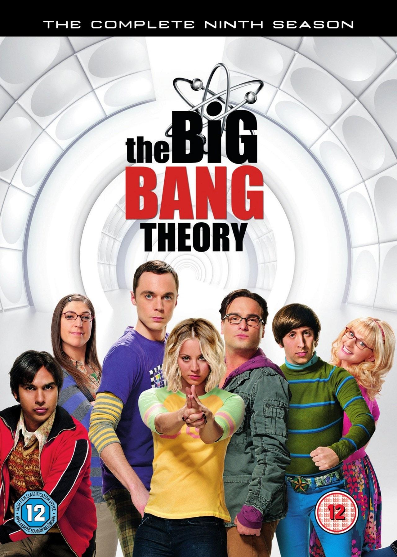 The Big Bang Theory: The Complete Ninth Season - 1