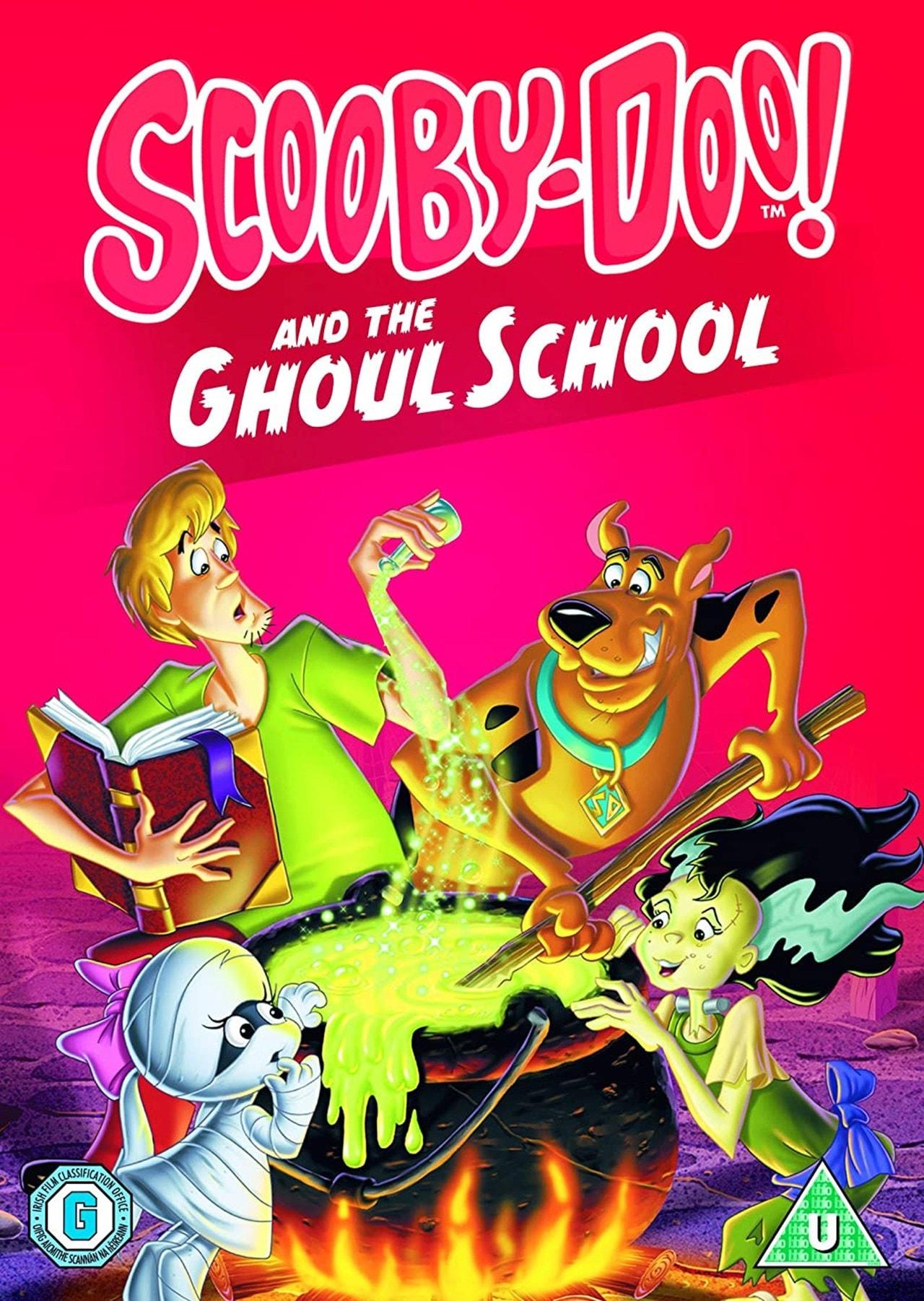 Scooby-Doo: The Ghoul School - 1