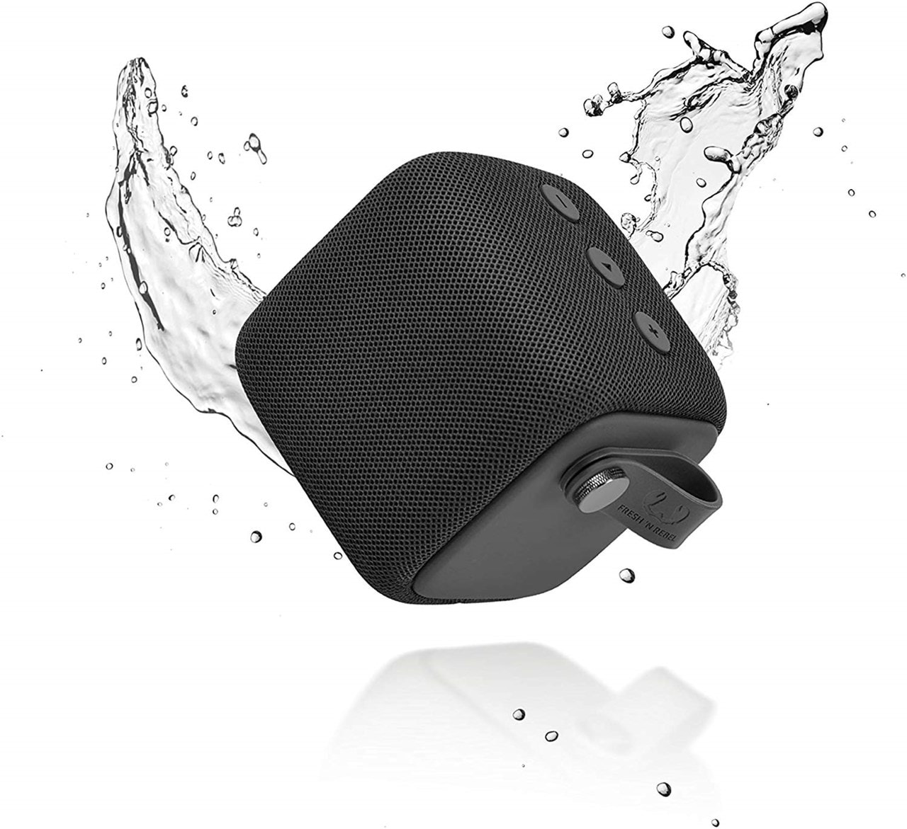 Fresh n Rebel Bold S Storm Grey Bluetooth Speaker - 2