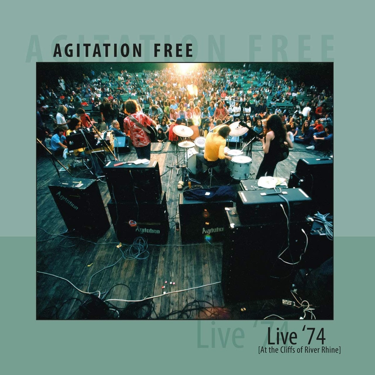 Live '74 (At the Cliffs of River Rhine) - 1