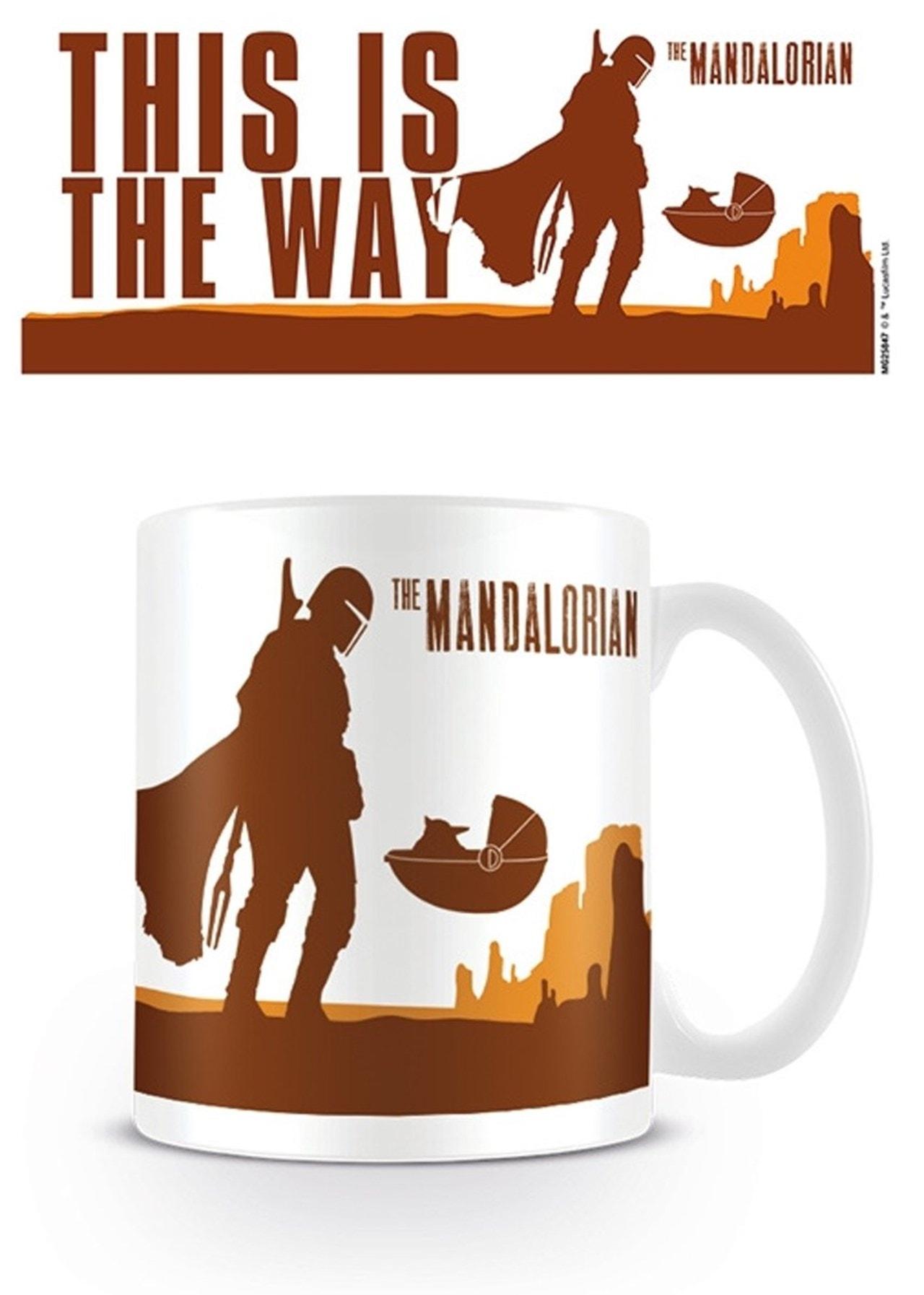 Mug: Star Wars: The Mandalorian: This Is The Way - 1