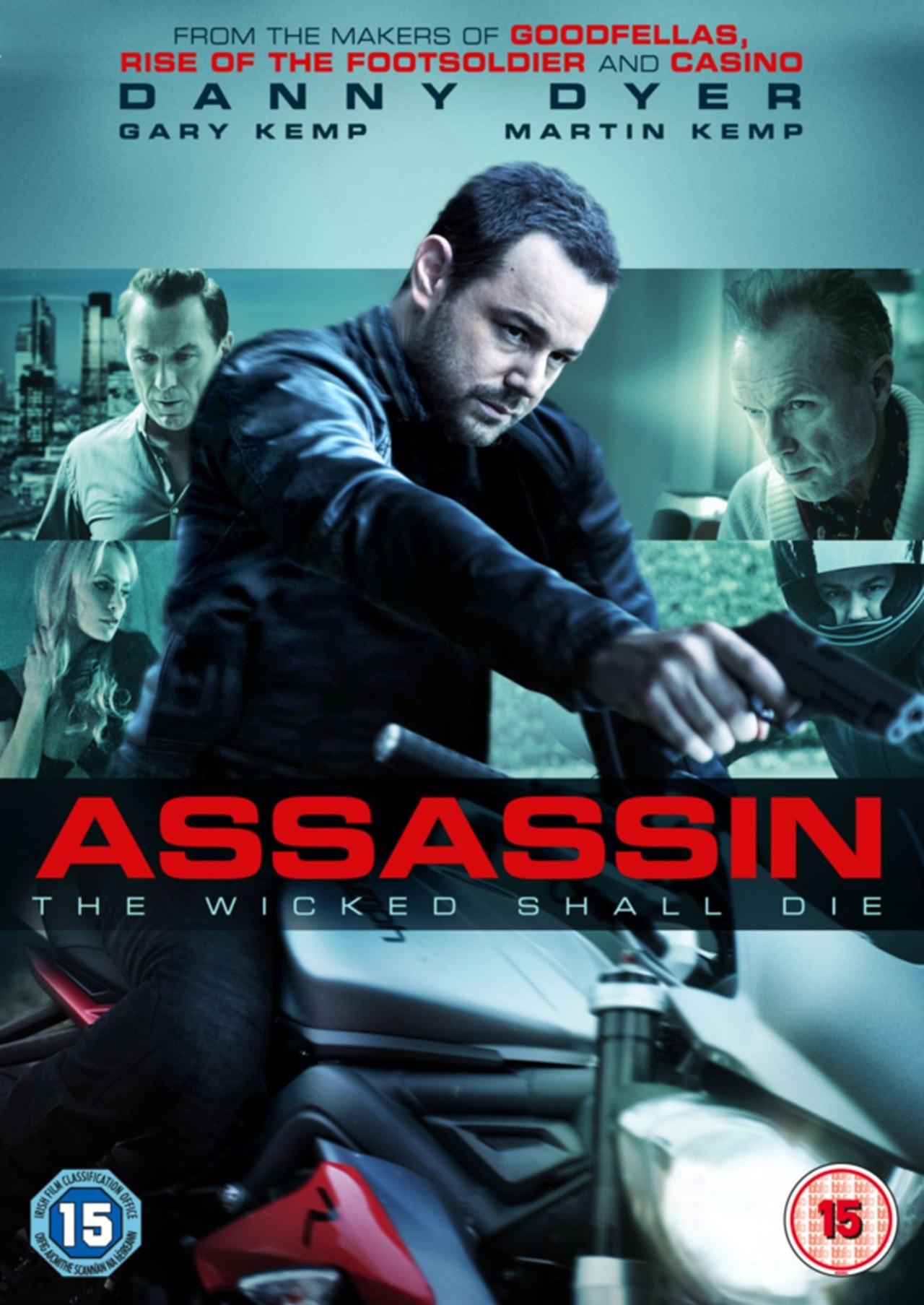 Assassin - 1