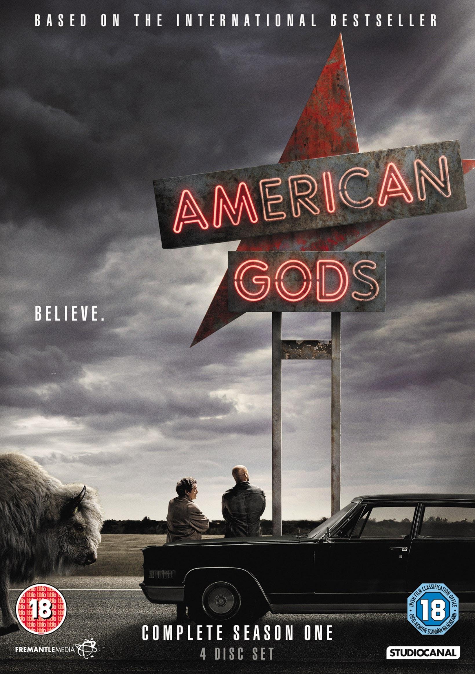 American Gods: Complete Season One