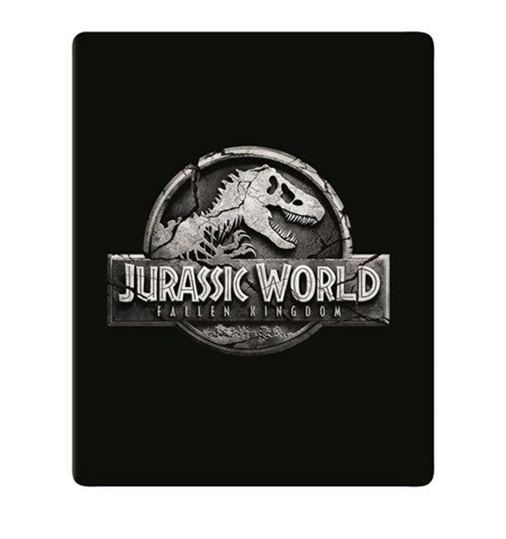 Jurassic World - Fallen Kingdom (hmv Exclusive) 4K Ultra HD Steelbook
