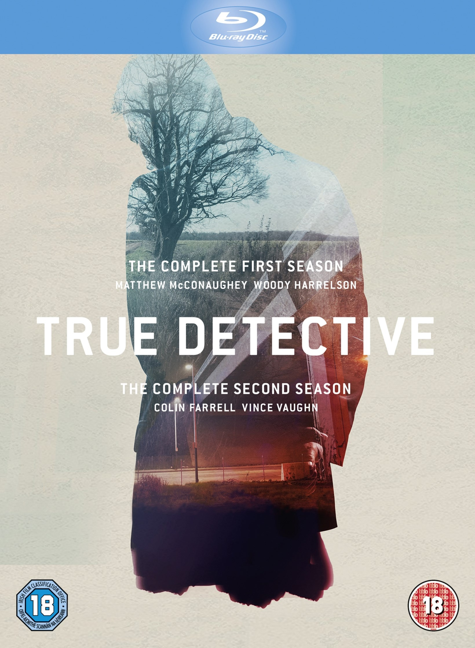 True Detective: The Complete First and Second Season