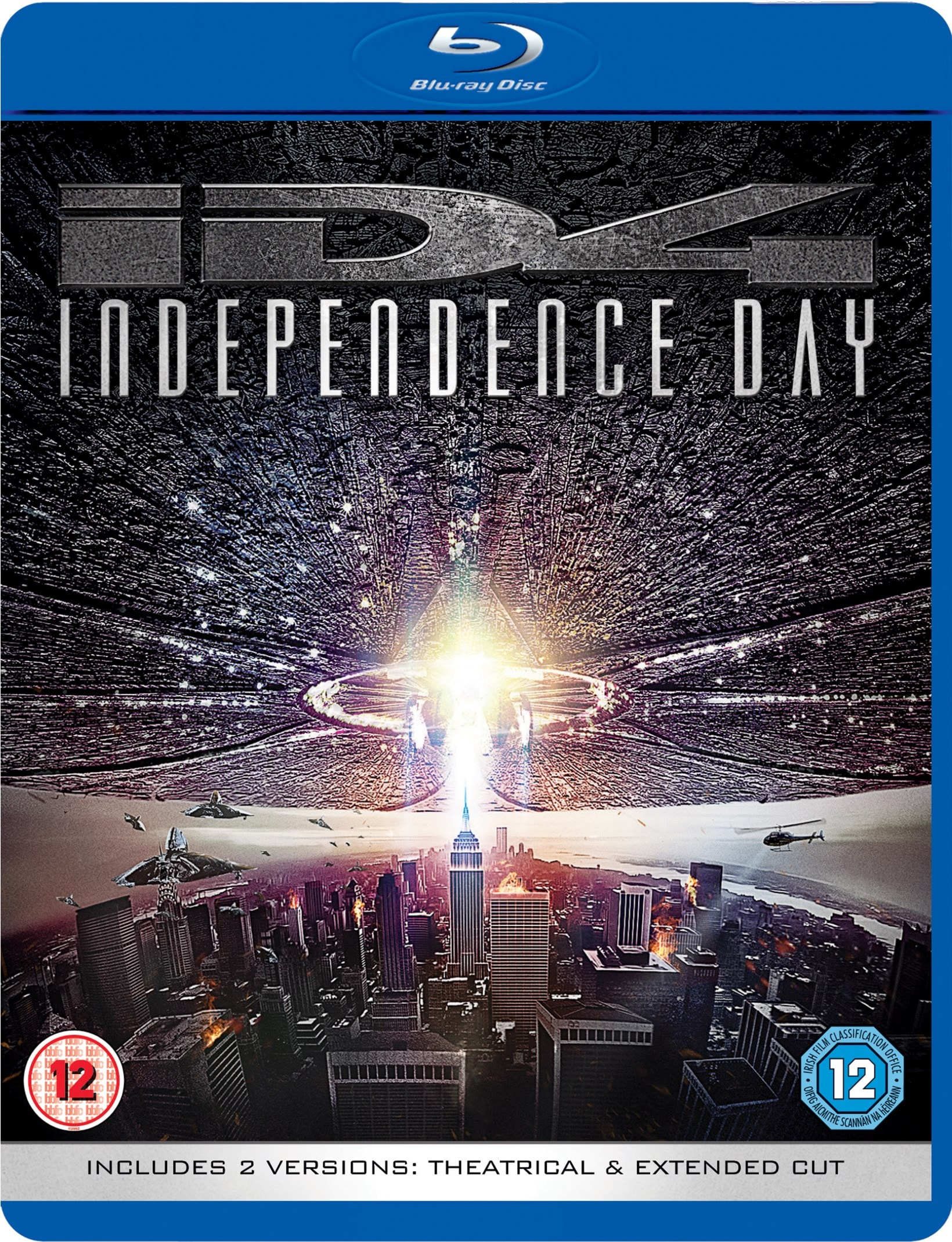 Independence Day: Theatrical and Extended Cut