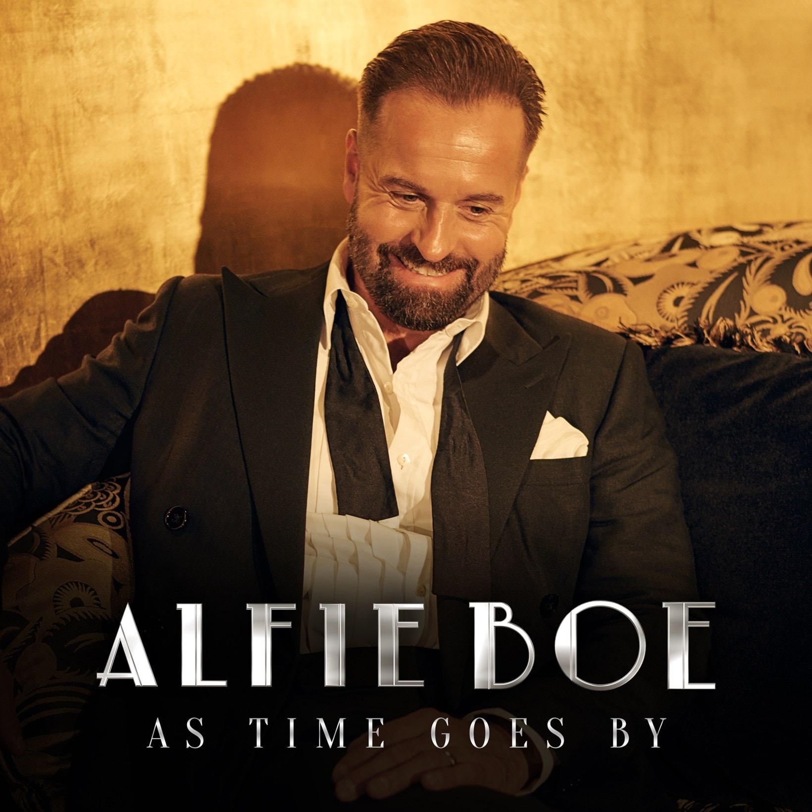 Alfie Boe: As Time Goes By