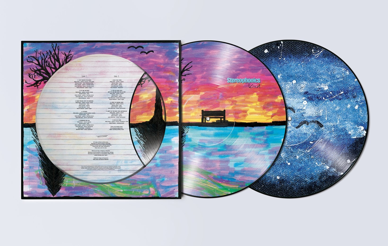 Kind (hmv Exclusive) Limited Edition Picture Disc