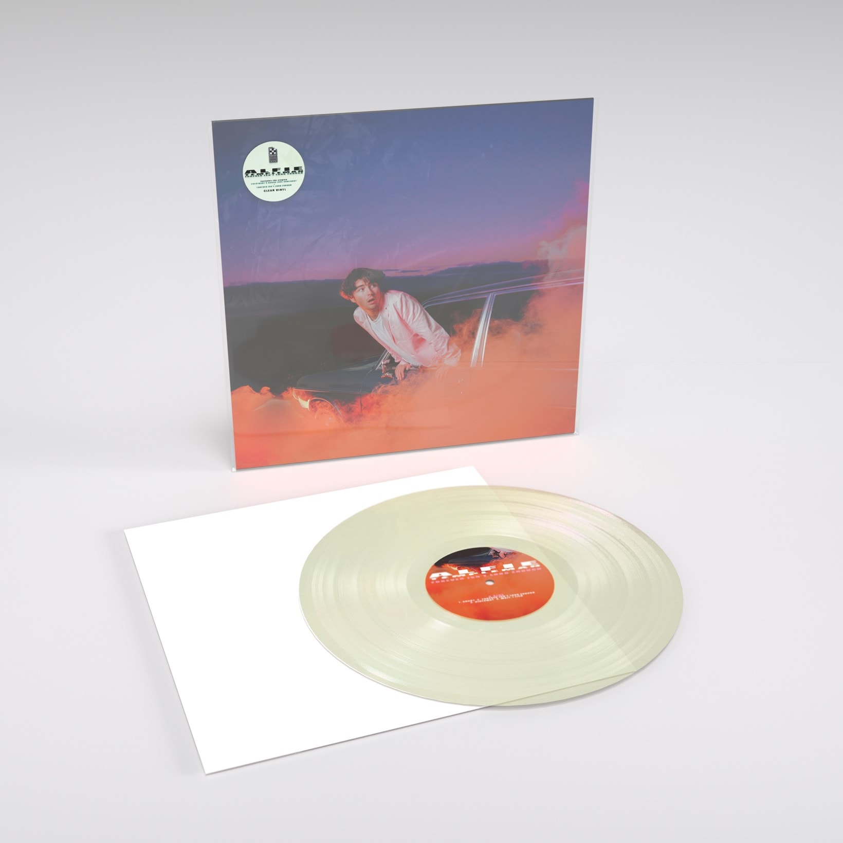 Forever Isn't Long Enough (hmv Exclusive) Clear Vinyl