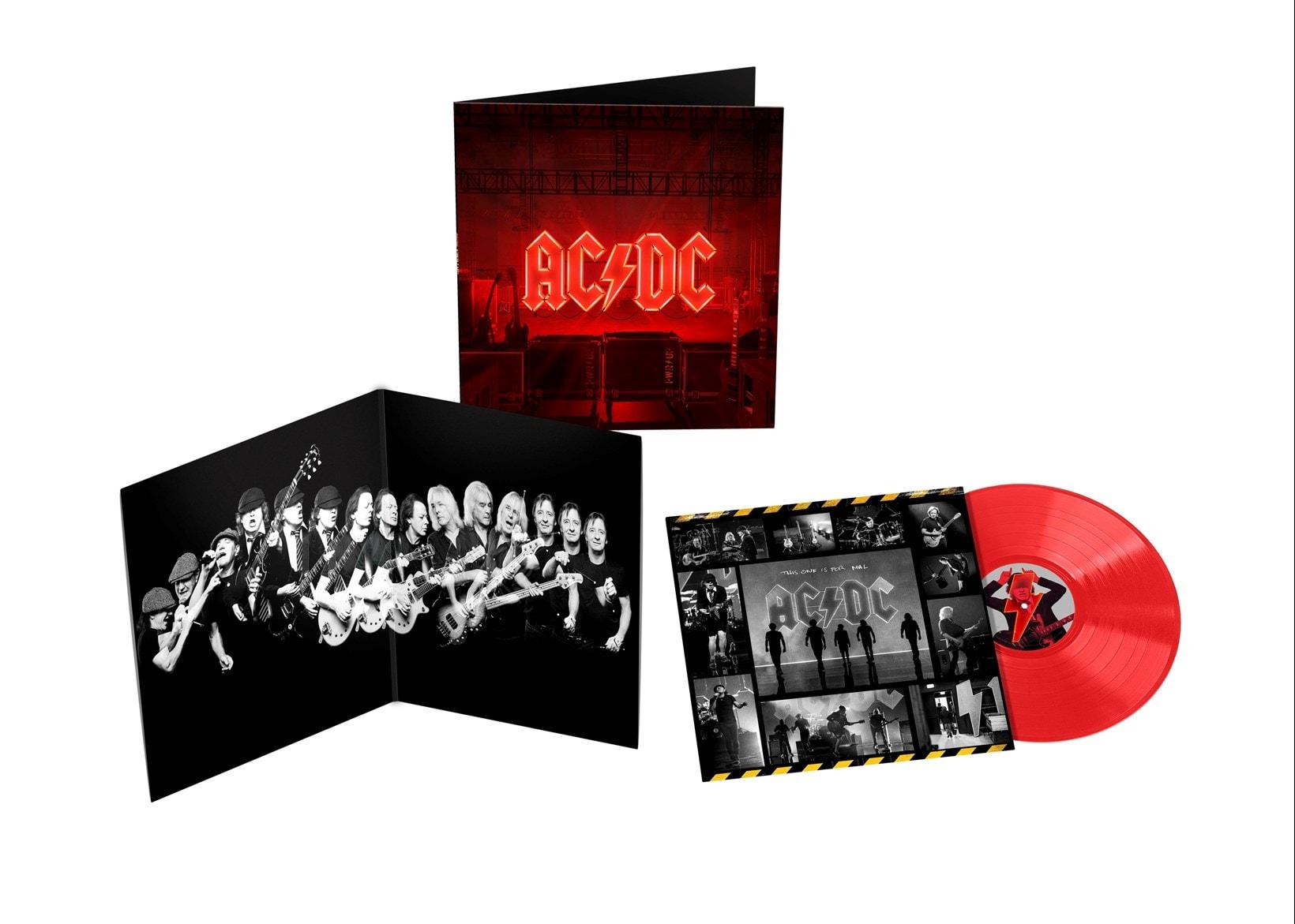 Power Up (hmv Exclusive) Opaque Red Vinyl