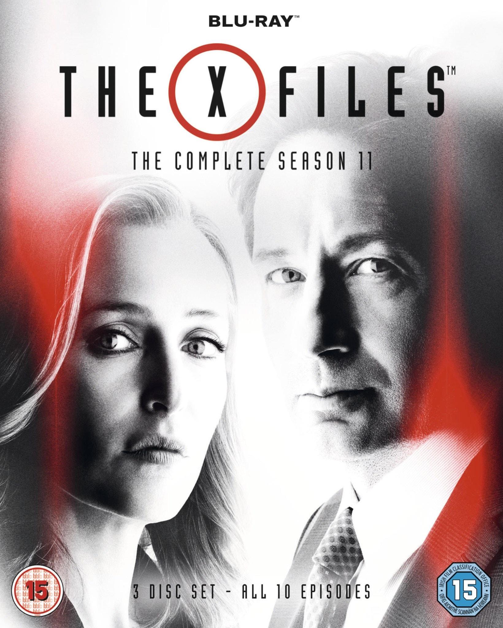 The X Files: Season 11