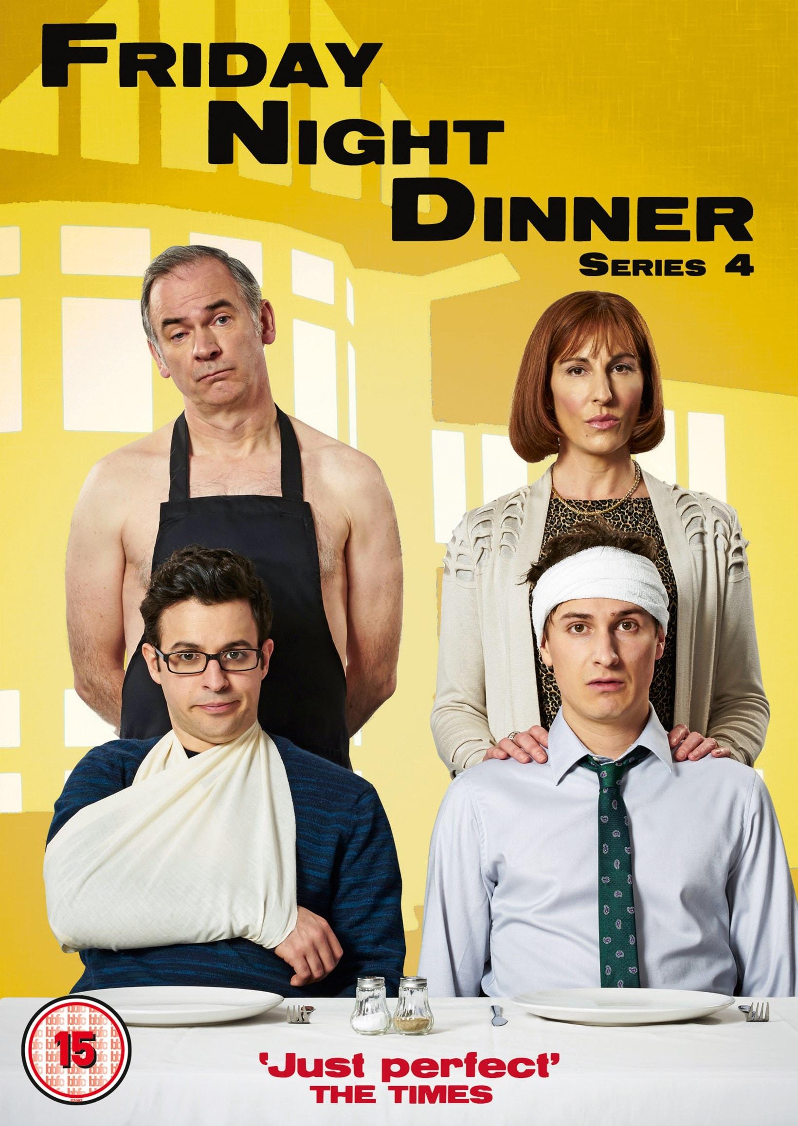 Friday Night Dinner: Series 4