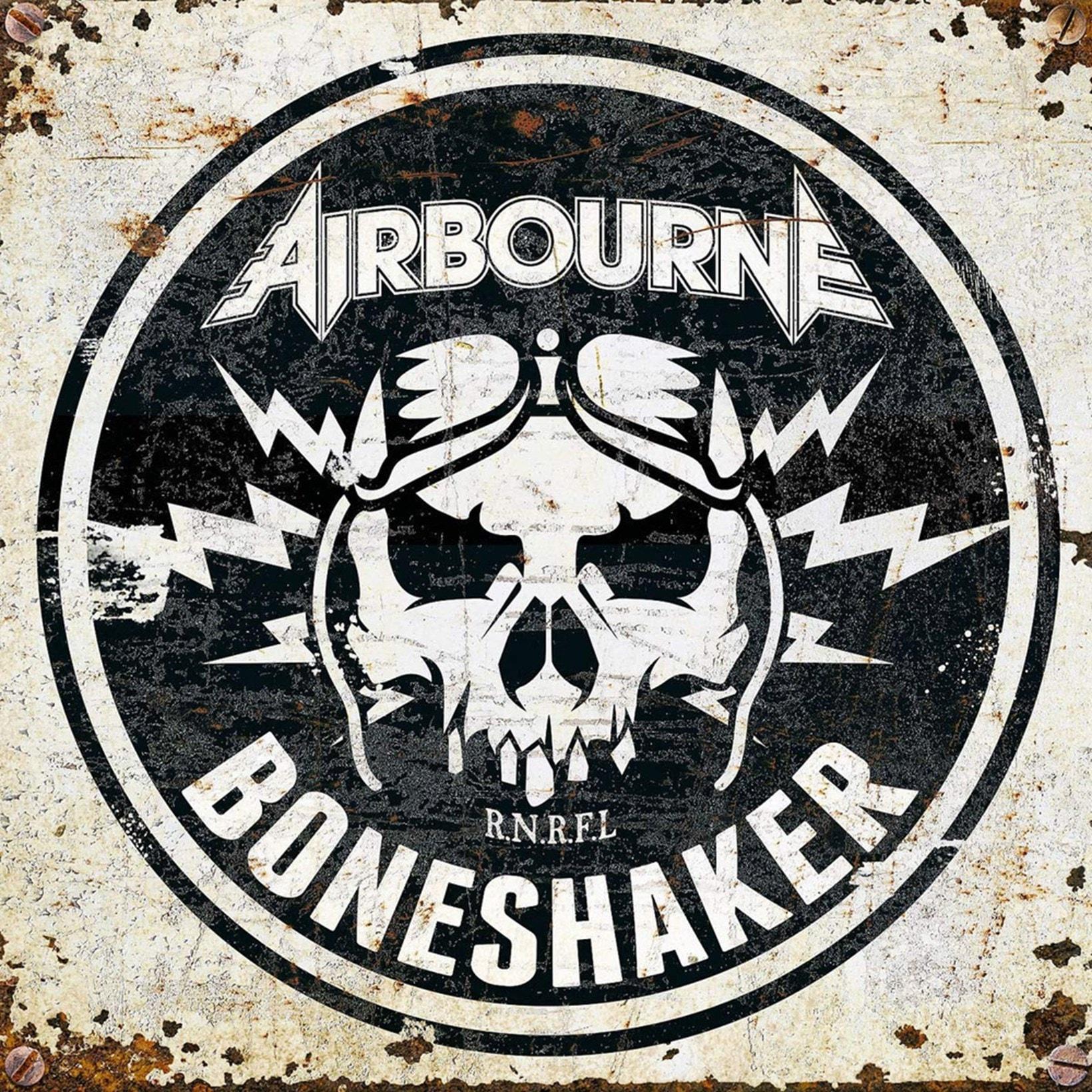 Boneshaker (hmv Exclusive) Limited Edition Coloured Vinyl