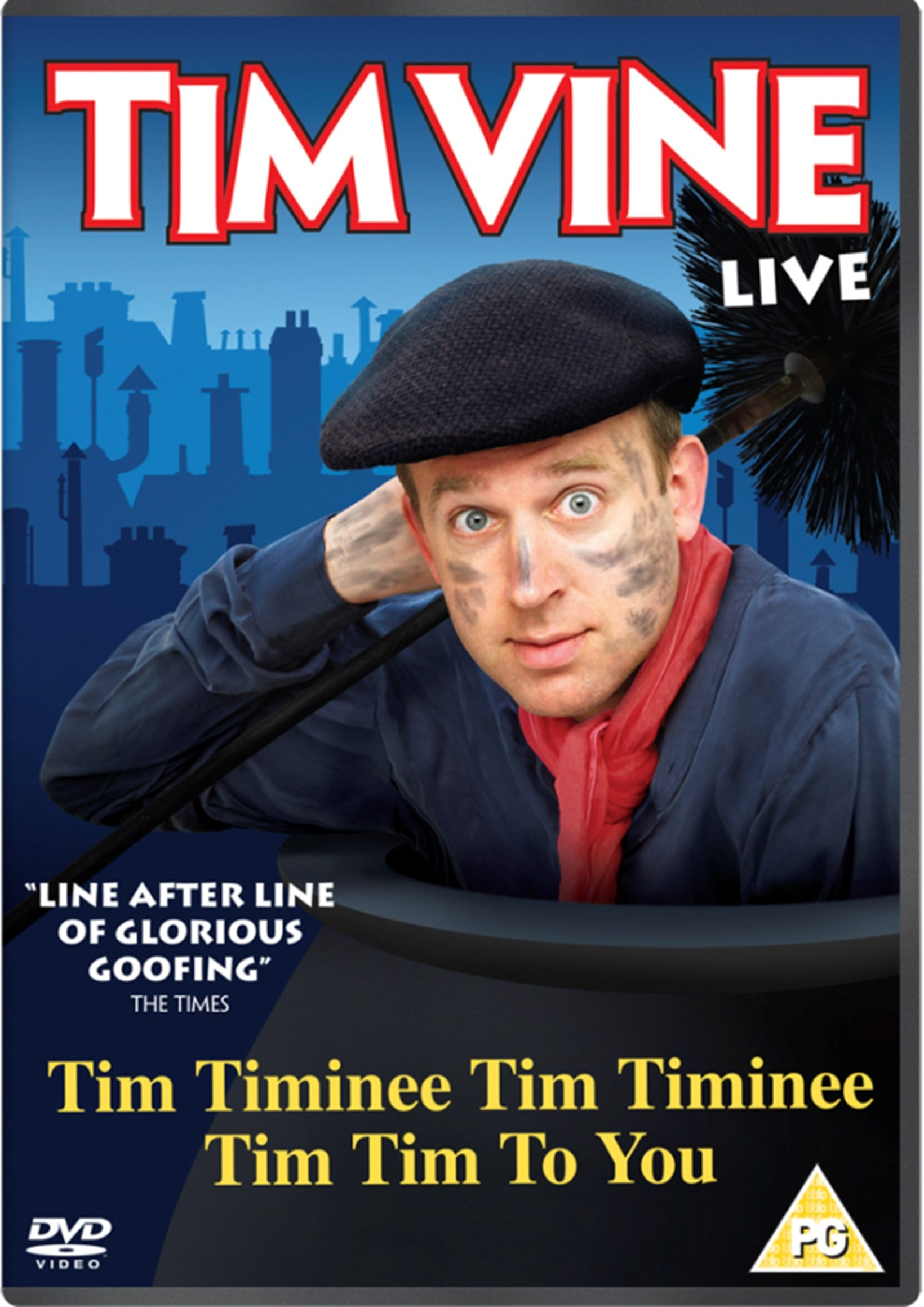 Tim Vine: Tim Timinee Tim Timinee Tim Tim to You