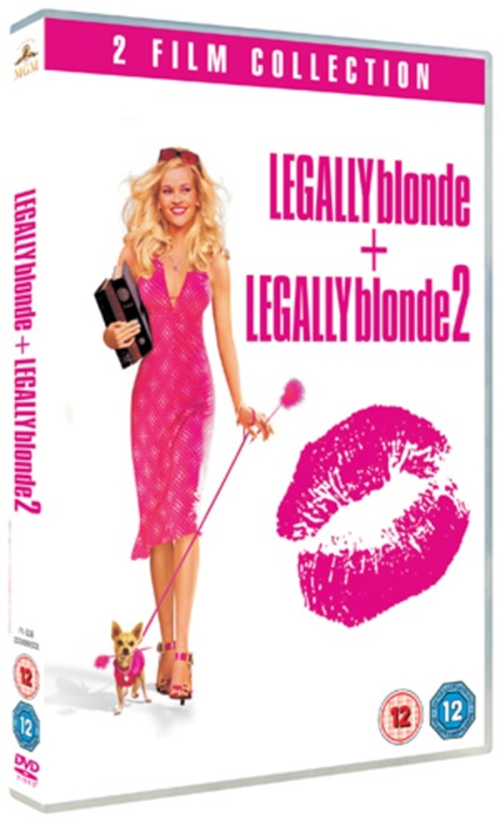 Legally Blonde/Legally Blonde 2