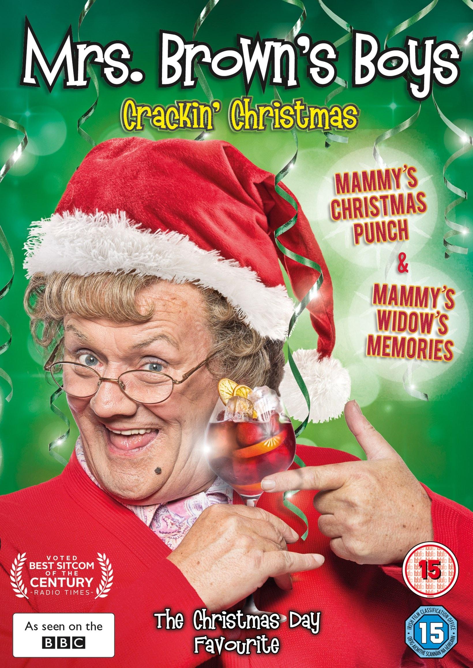 Mrs Brown's Boys: Crackin' Christmas