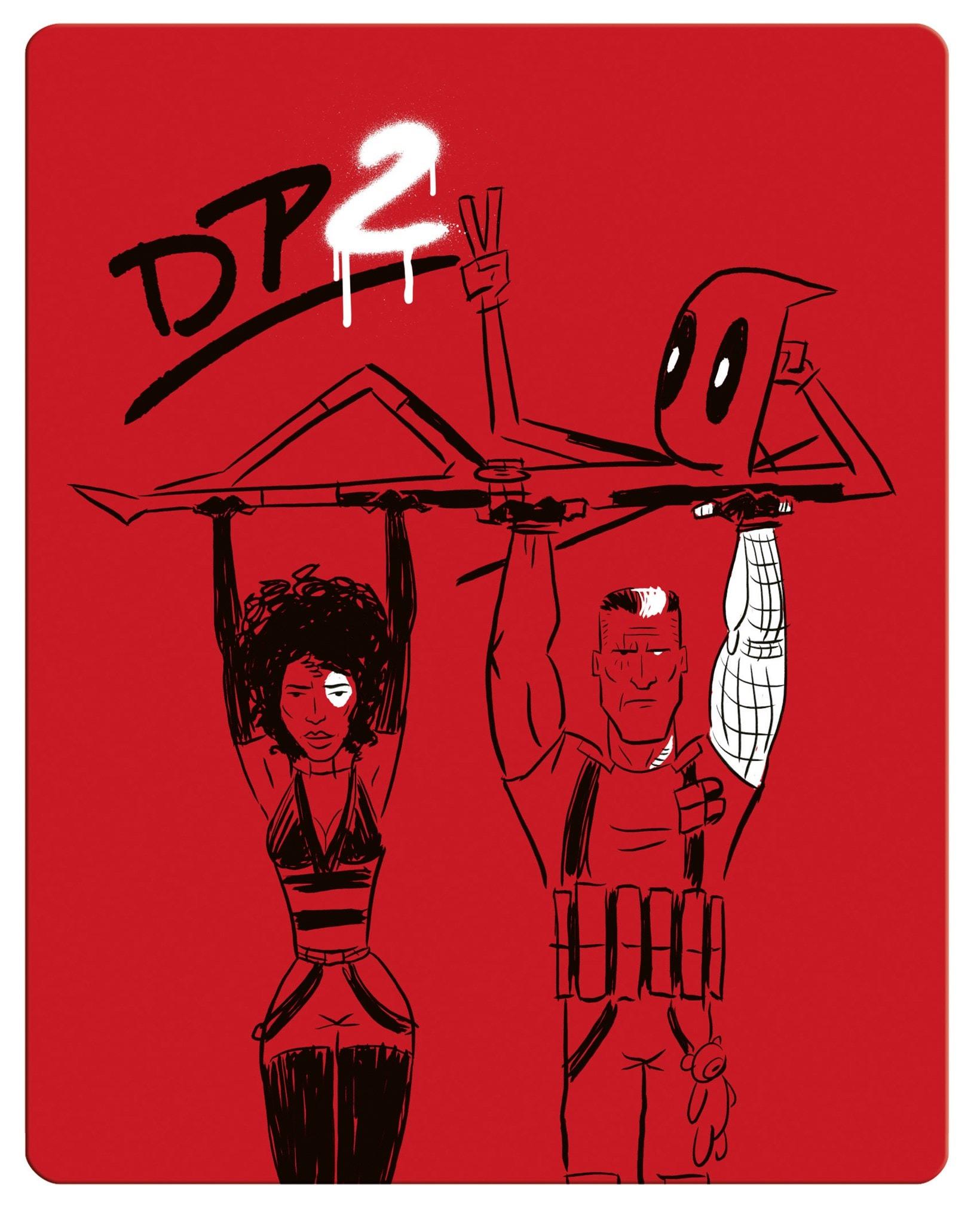 Deadpool 2 (hmv Exclusive)