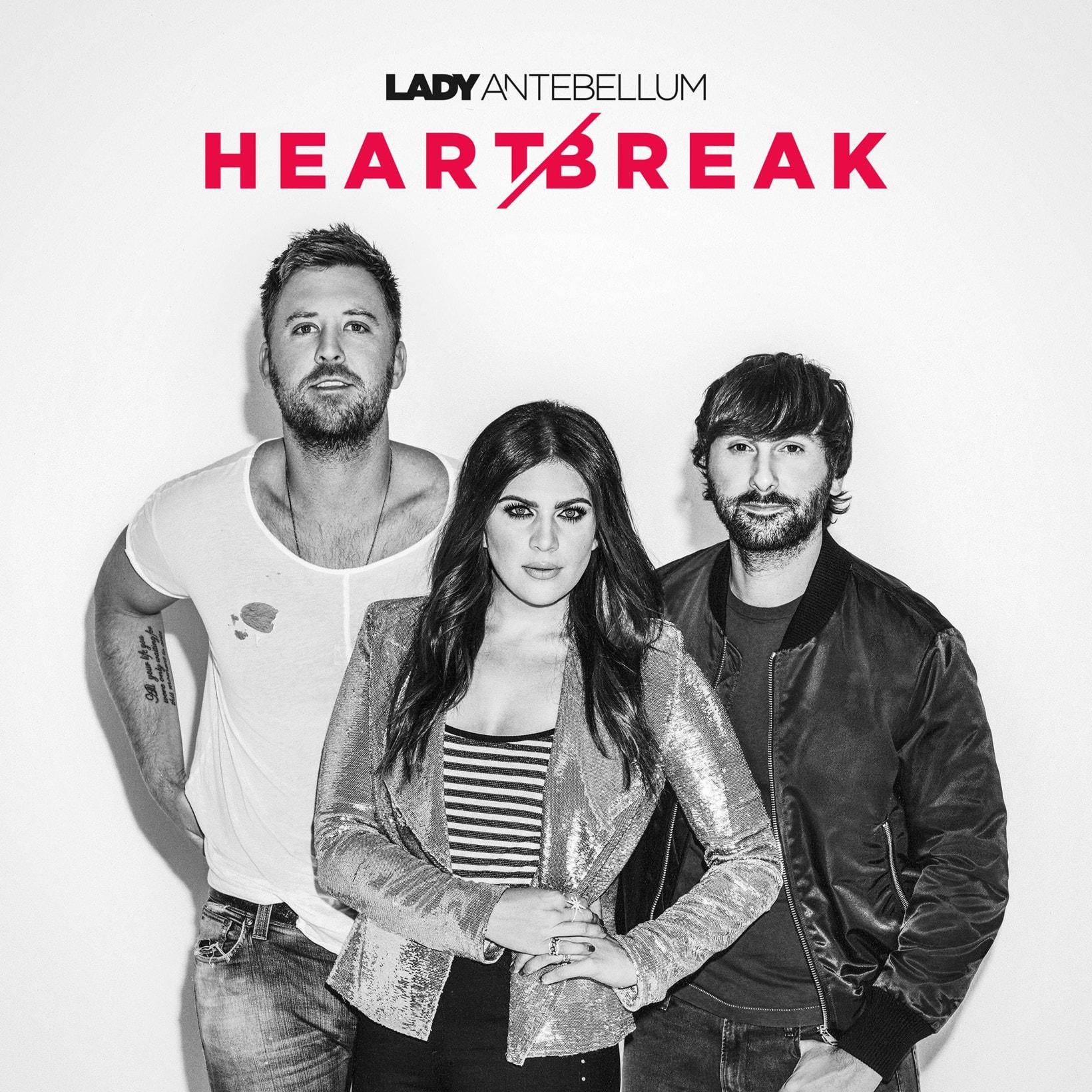 Heart Break Lady Antebellum - Staff Pick