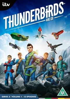 Thunderbirds Are Go: Series 3 - Volume 1 - 1