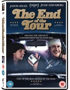 The End of the Tour - 1