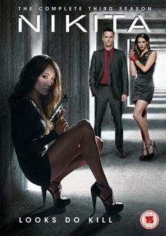 Nikita: The Complete Third Season - 1