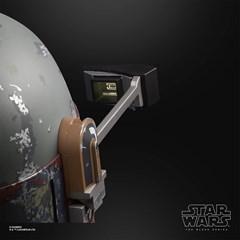 Boba Fett Electronic Helmet: Star Wars Black Series - 5