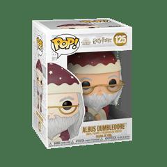 Albus Dumbledore (125) Harry Potter Holiday Pop Vinyl - 2